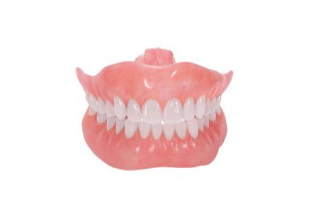dentiera che si muove