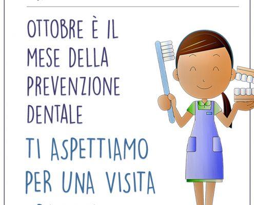 prampolini mese prevenzione dentale 2019